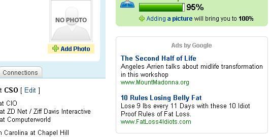 Google Ads on LinkedIn