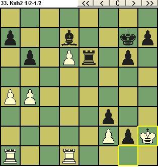 Black's winning (?)