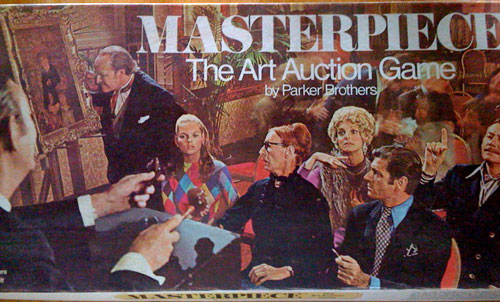 masterpiece board game