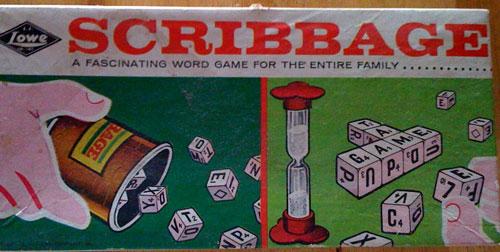 scribbage dice game